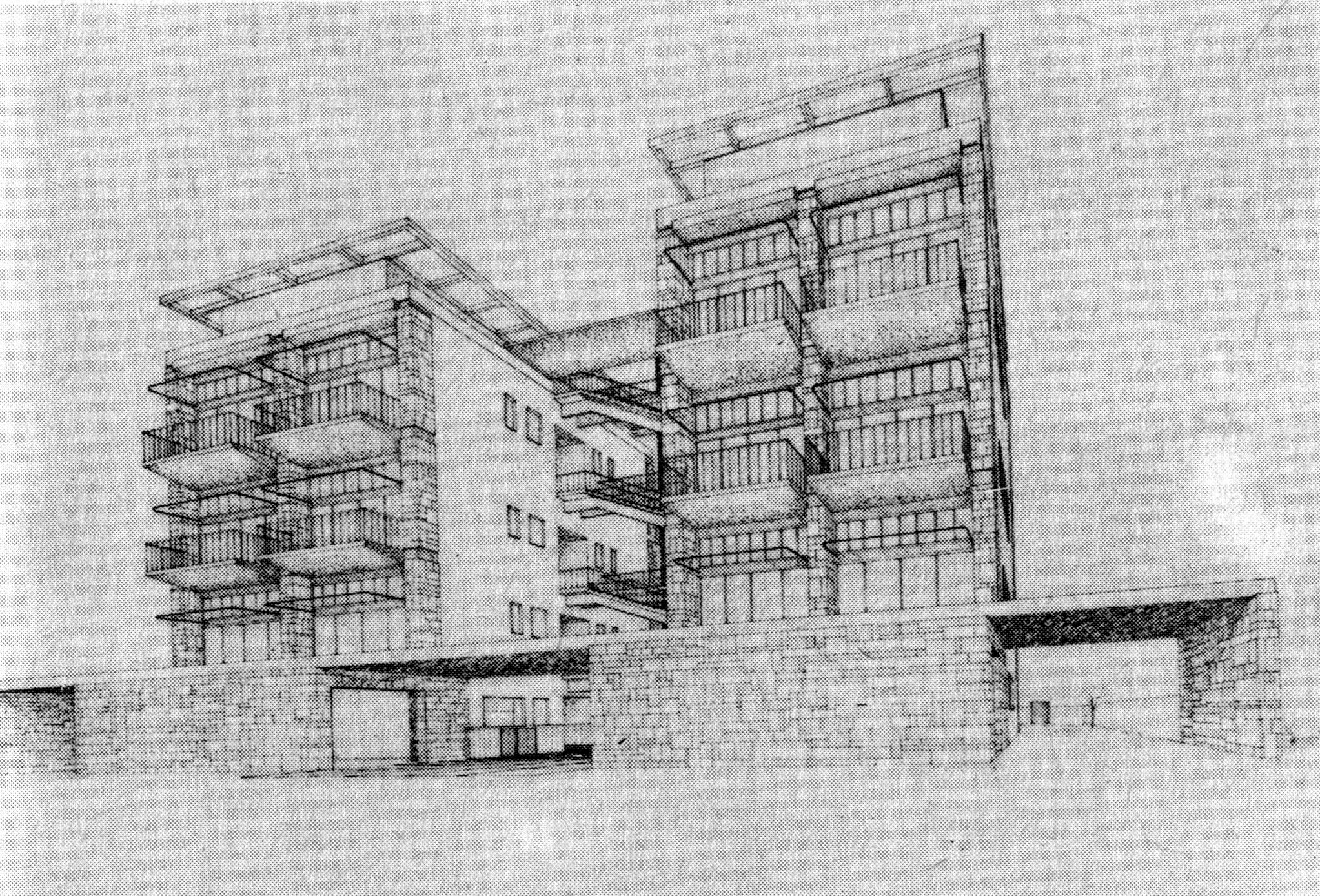 ArchiDiAP » Casa-Albergo
