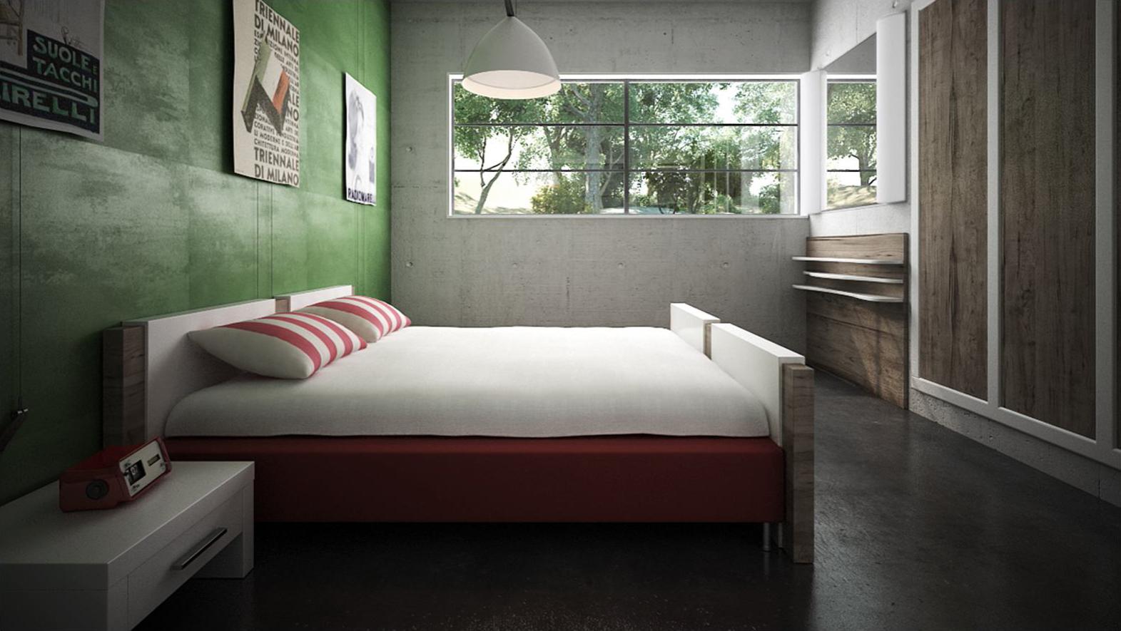 Archidiap la casa elettrica for Semplici piani casa 1 camera da letto