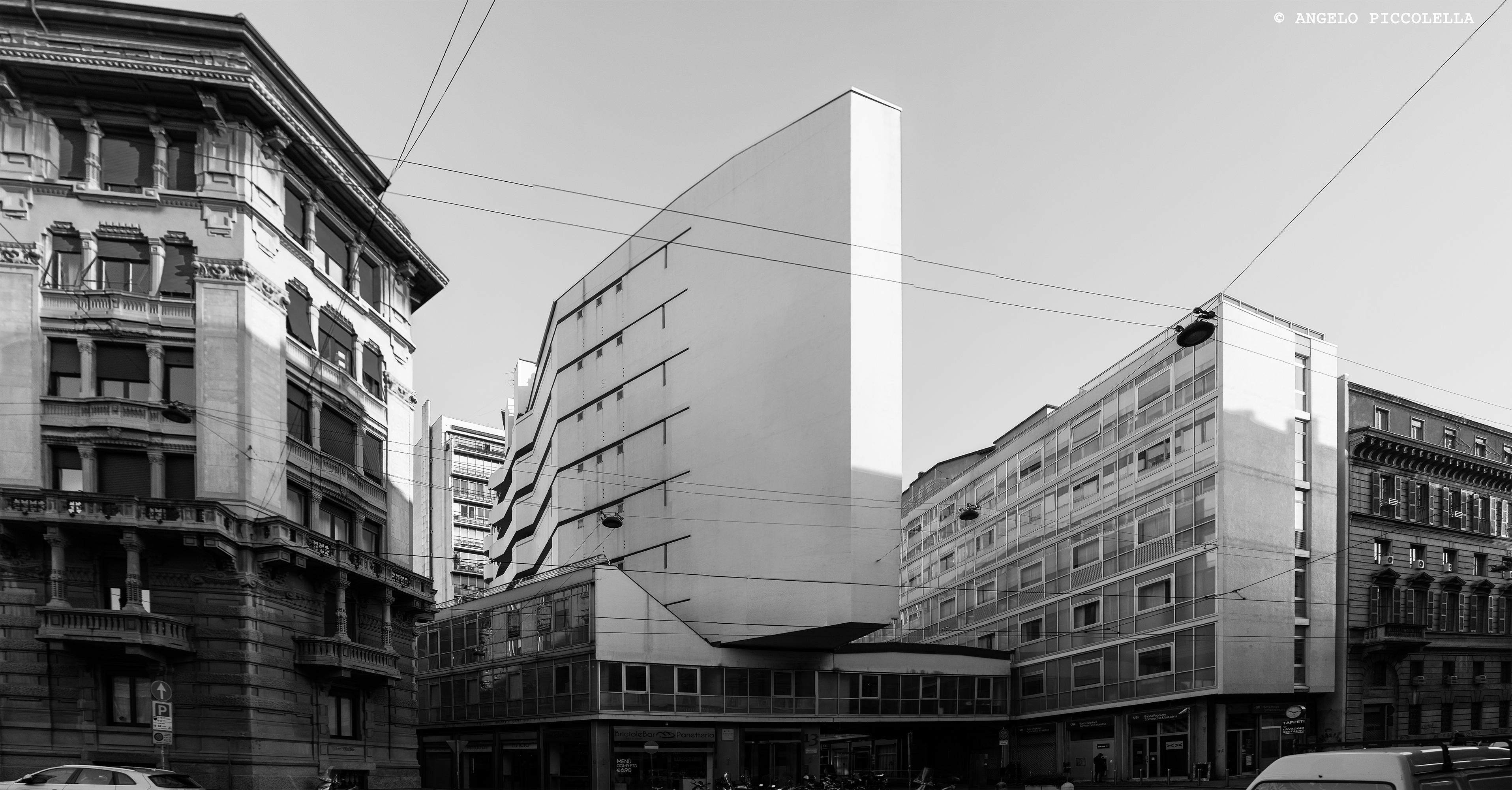 Complesso per abitazioni e uffici in corso italia archidiap for Corso di arredatore d interni roma