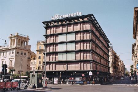 Archidiap la rinascente for Architetto di interni roma
