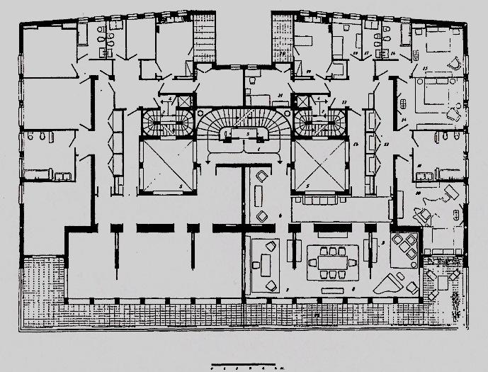 Archidiap case a torre in viale etiopia for Planimetrie popolari