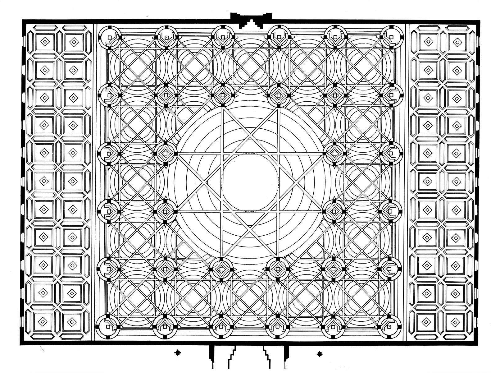 Archidiap moschea e centro culturale islamico for Planimetrie della fattoria contemporanea