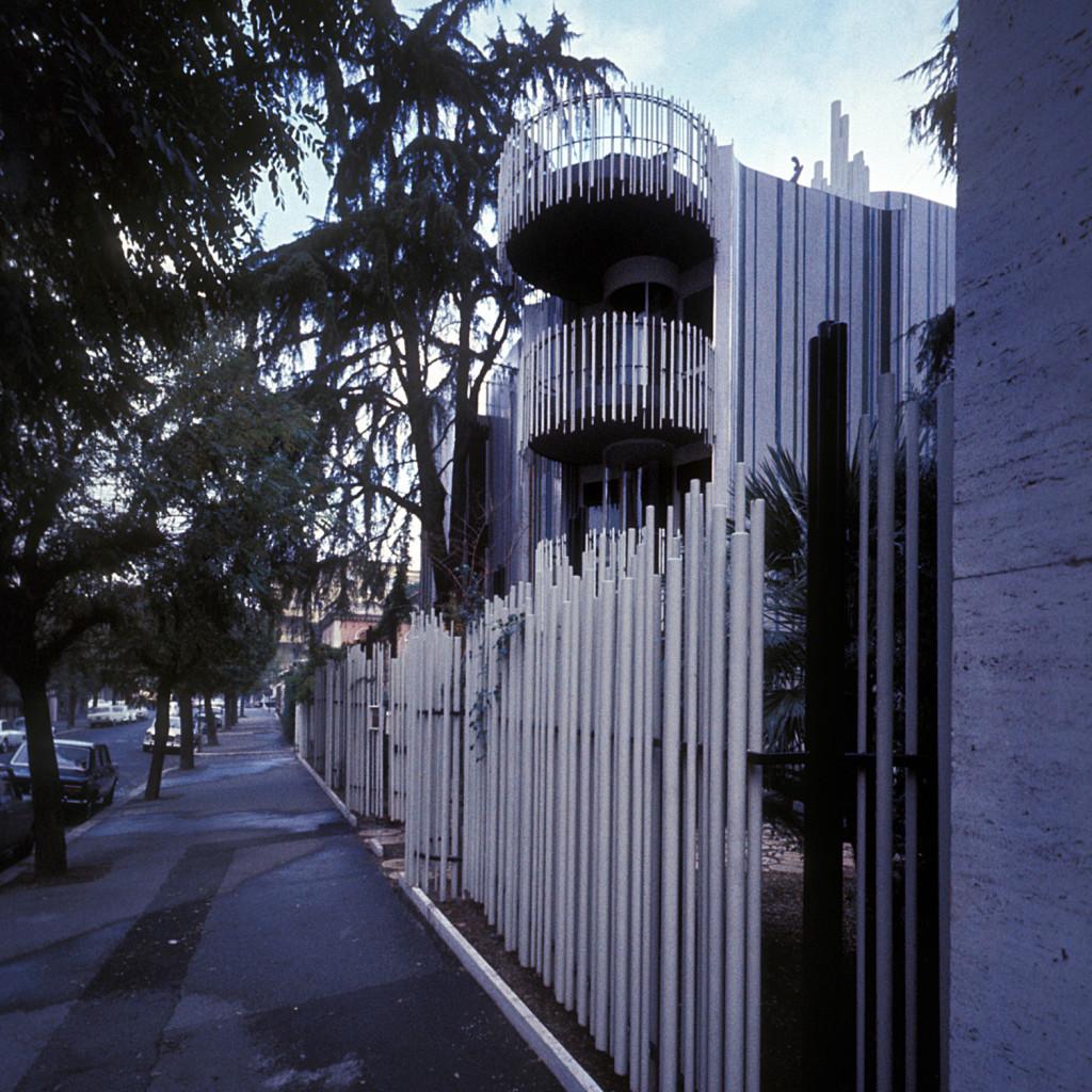 Archidiap casa papanice for Archi arredo roma