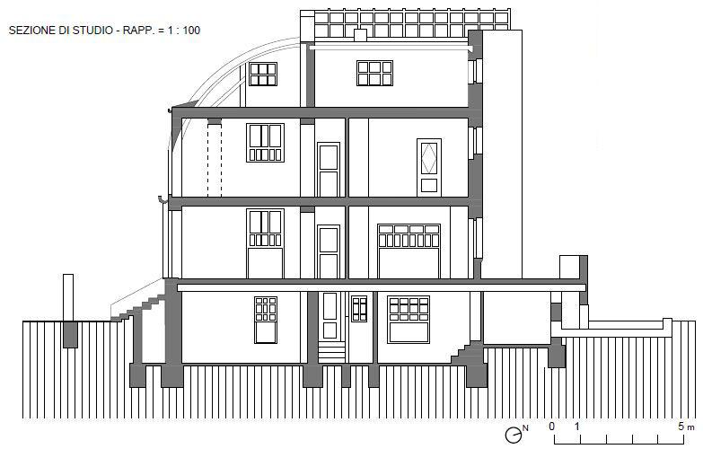Archidiap casa steiner for Casa unifamiliare tradizionale