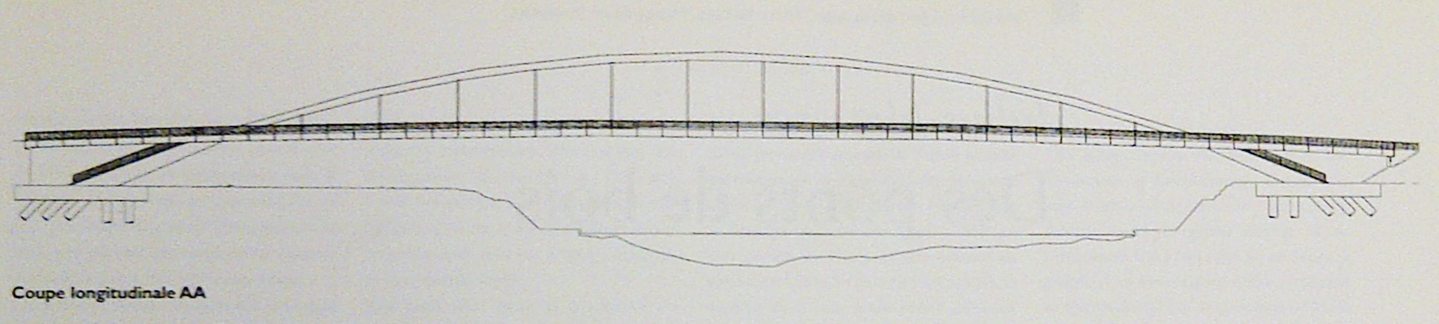 Archidiap ponte della musica for Disegni di ponte anteriore
