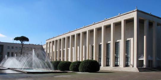 Archidiap palazzo uffici dell ente eur 42 for Uffici roma eur