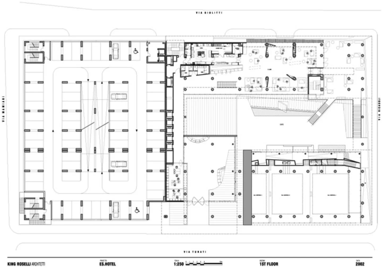 Archidiap radisson blu es hotel for Camere albergo dwg