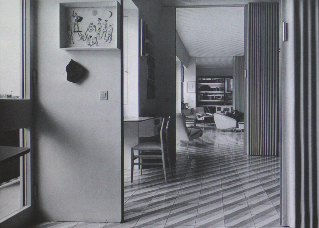 Archidiap casa ponti - Gio ponti mobili ...