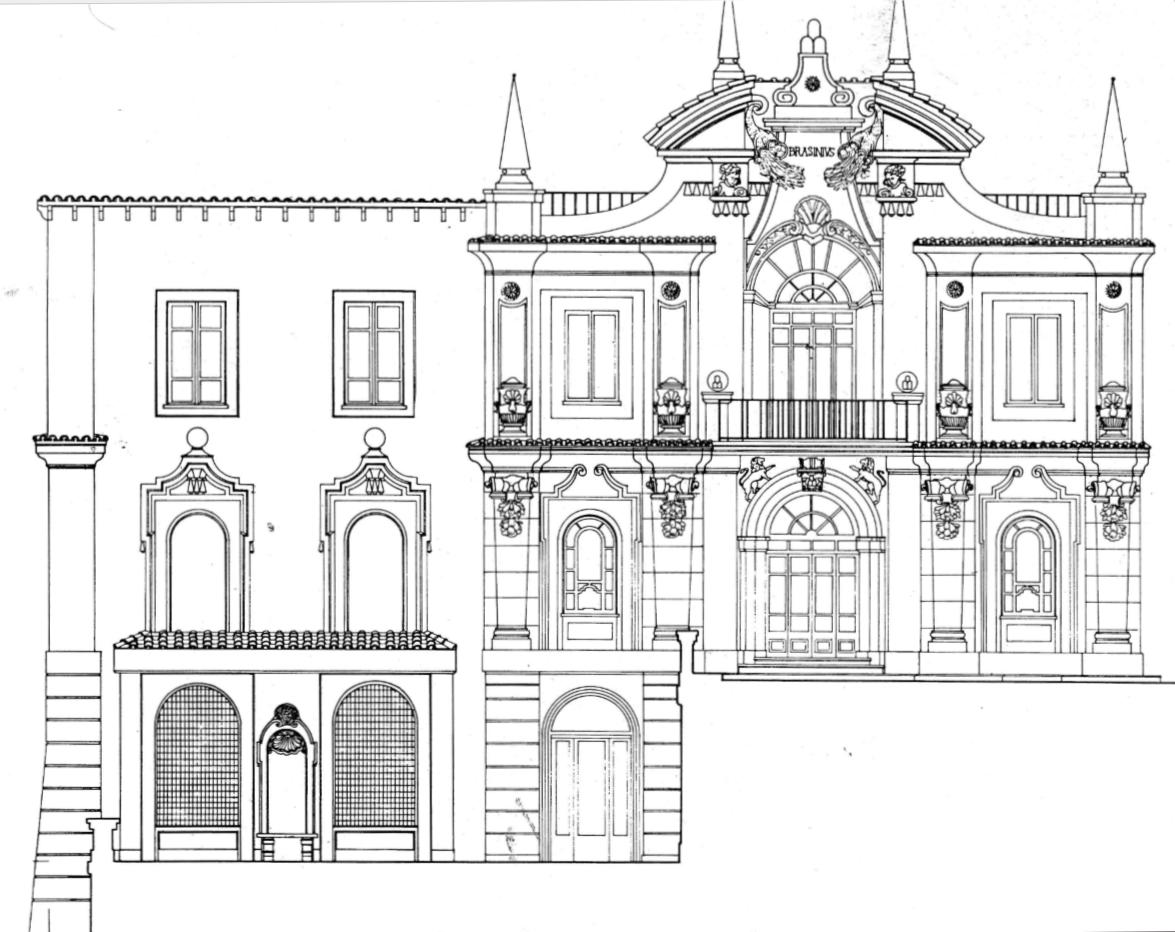 Latest modelli cad with disegni di ville for Disegni di ville