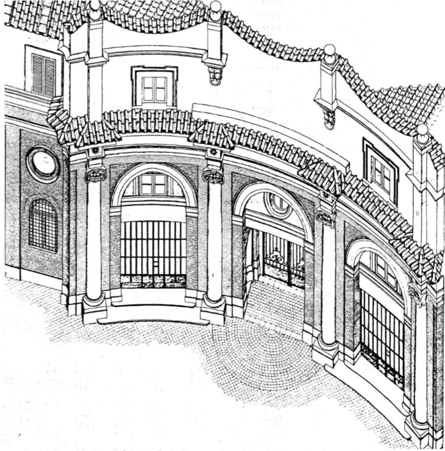 Great modelli cad with disegni di ville for Disegni di ville